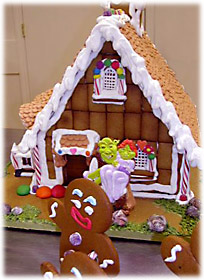 Welcome to Enchanted Gingerbread!